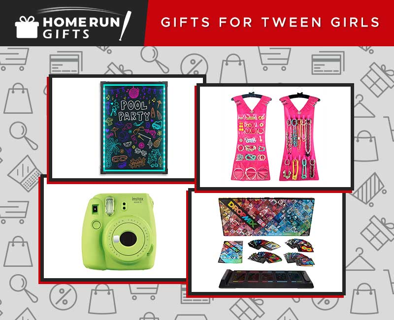 Best Gifts for Tween Girls Featured Image
