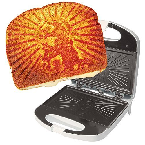Grilled Cheesus Sandwich Press