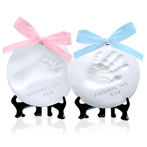 Handprint and Footprint Keepsake Ornament Kit