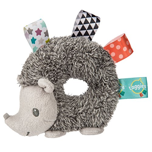 Hedgehog Baby Rattle