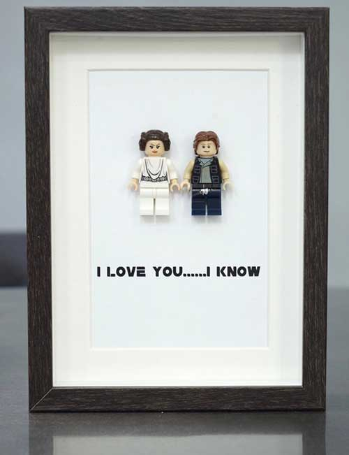 I Love You I Know Star Wars Picture