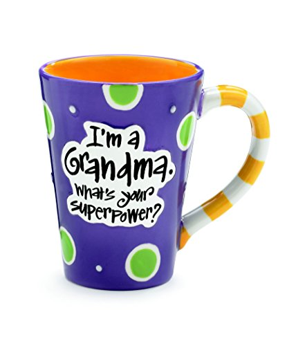 I'm A Grandma, What's Your Super Power