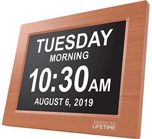 Impaired Vision Digital Clock