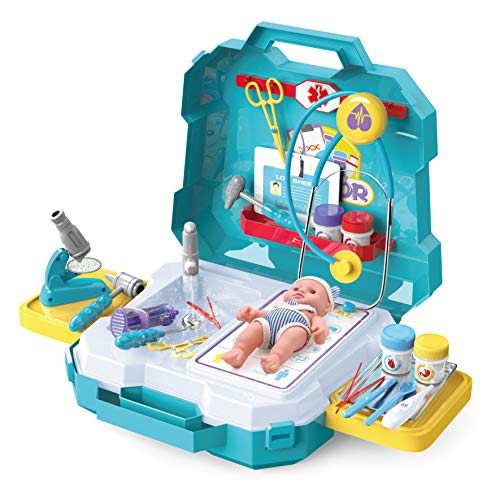 JOYIN Medical Toy Doctor Kit