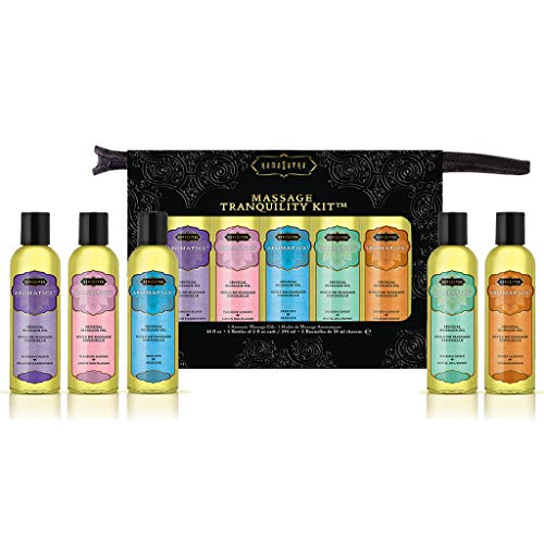 Kama Sutra Massage Oil Kit