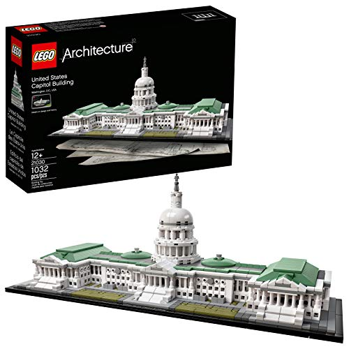 LEGO Architecture U.S. Capitol Building