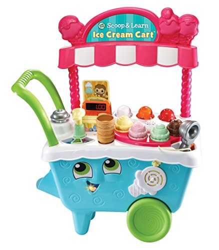 LeapFrog Ice Cream Cart