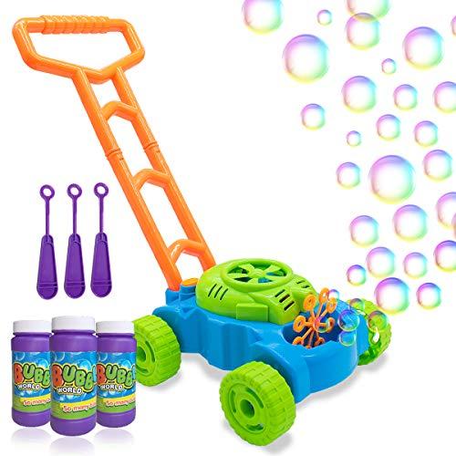 Lydaz Bubble Mower