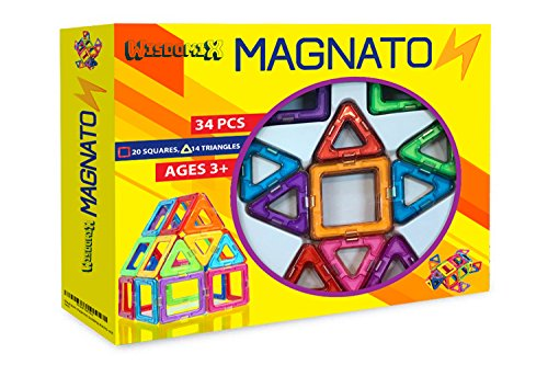 MAGNATON Magnetic Blocks