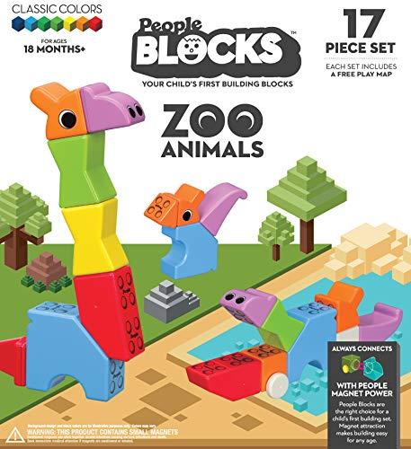 Magnetic Animal Blocks