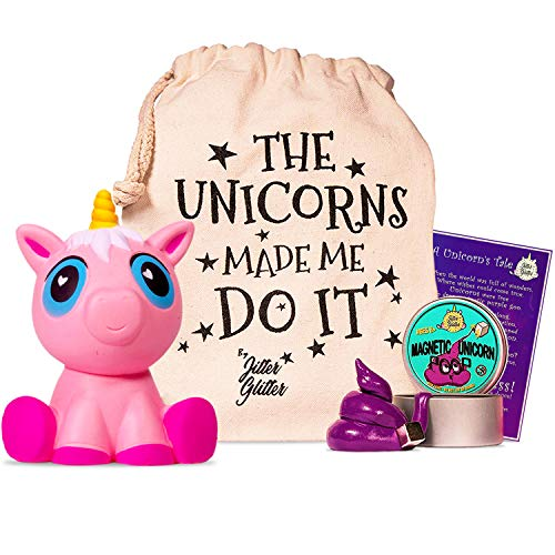Magnetic Unicorn Putty Stress Relief Kit