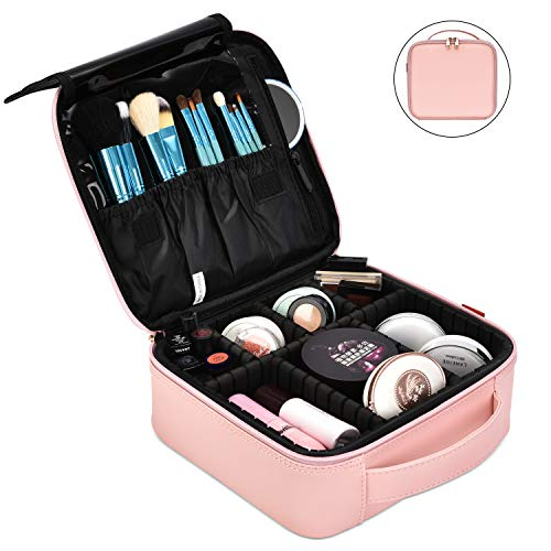 Makeup Travel Cosmetic Bag for Women