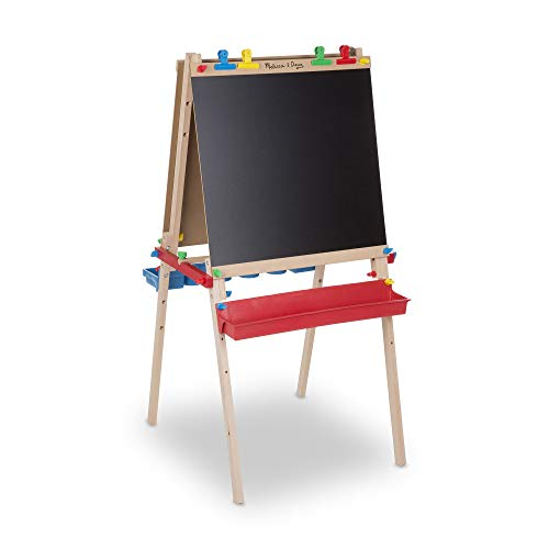 Melissa and Doug Deluxe Standing Art Easel