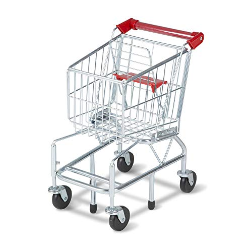 Melissa and Doug Steel Frame Shopping Cart