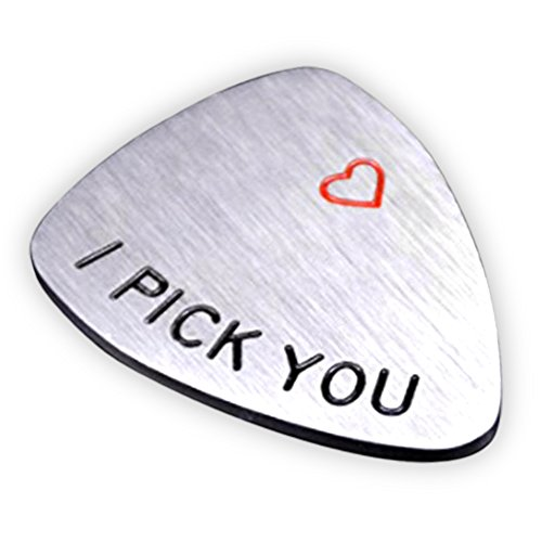 NationInFashion I Pick You Guitar Pick