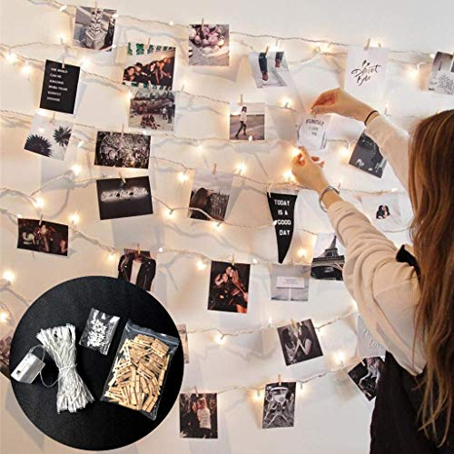 Nesee 100 LED Fairy String Lights