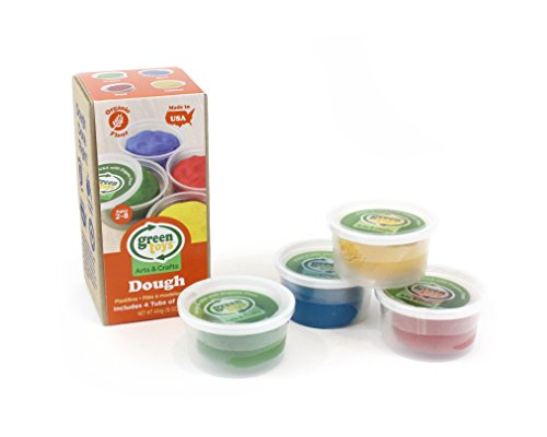 Organic Play Doh