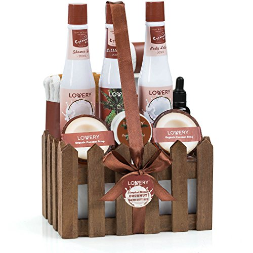 Organic Spa Complete Gift Set