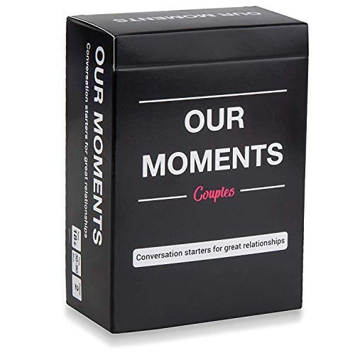 Our Moments Card Game