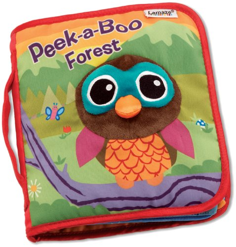 Peek-a-Boo Forest Book