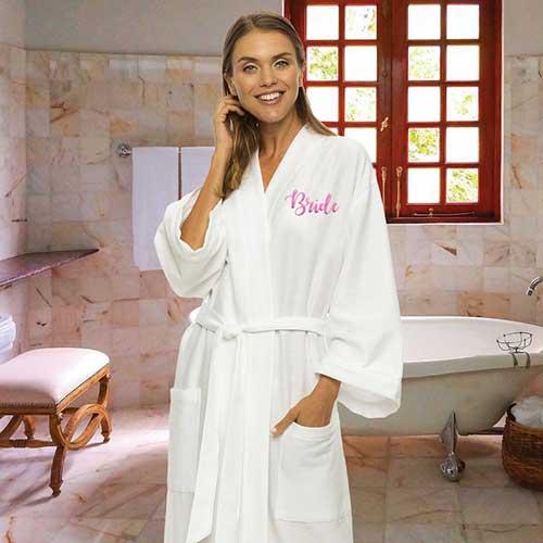 Personalized Bath Robe