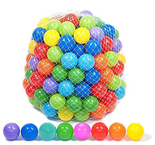 Plastic Play Balls