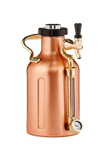 Pressurized Beer Growler