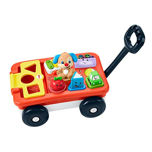 Pull and Play Learning Wagon