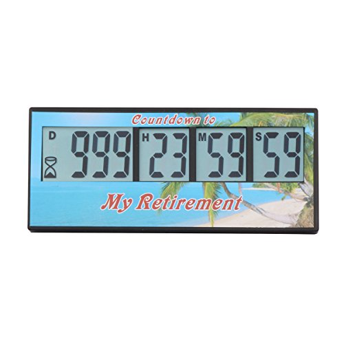 Retirement Countdown Timer
