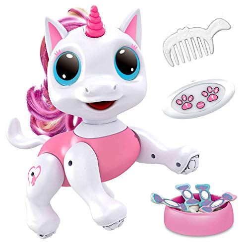 Robo Pets Remote Control Unicorn Toy