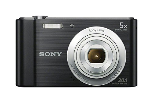 Sony DSCW800 20.1 MP Digital Camera
