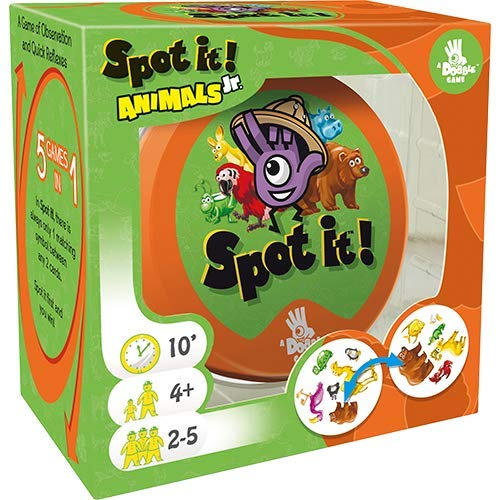 Spot It Jr. Animals