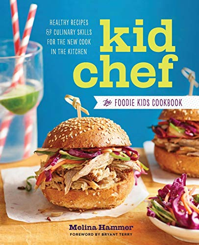 The Foodie Kids Cookbook with Healthy Recipes
