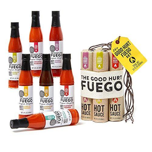 The Good Hurt Fuego-Hot Sauce