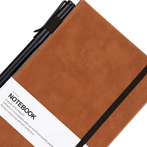 Thick Classic Ruled Notebook