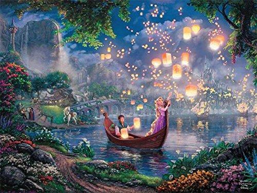Thomas Kinkade Disney Jigsaw Puzzle