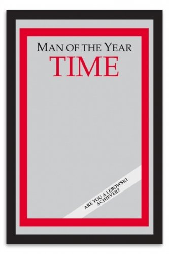 Time Magazine Man of the Year Mirror