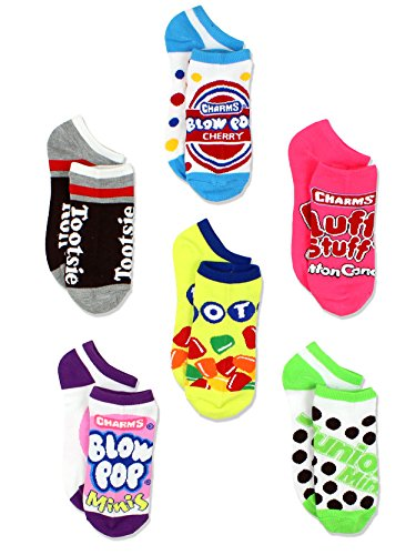 Topps Charms Candy Tootsie Roll Socks