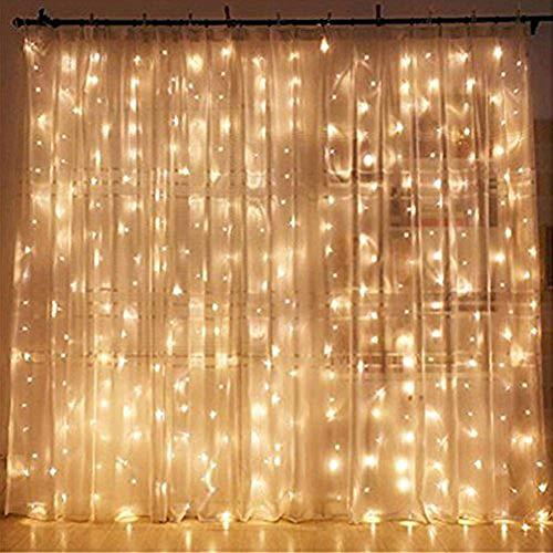 Twinkle Light Curtain String