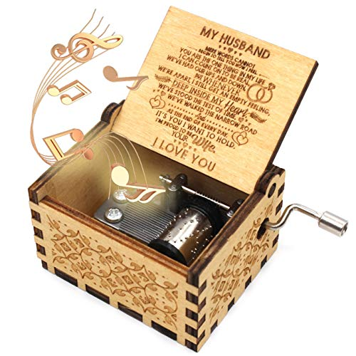 Ukebobo Wooden Music Box