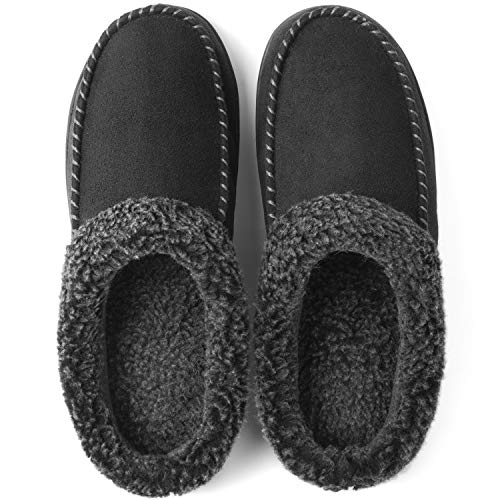 UltraIdeas Men's Memory Foam Slippers