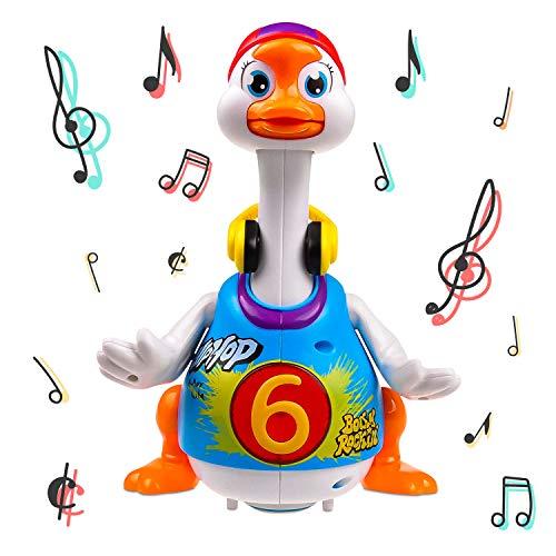 Walking, Talking, Singing and Dancing Musical Hip Hop Goose