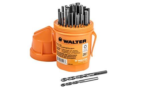 Walter Drill Bit Set