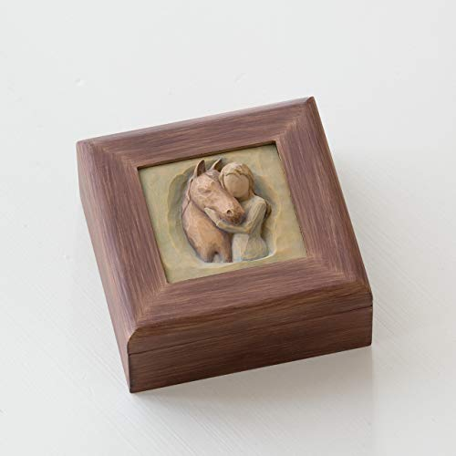 Willow Tree Quiet Strength memory box