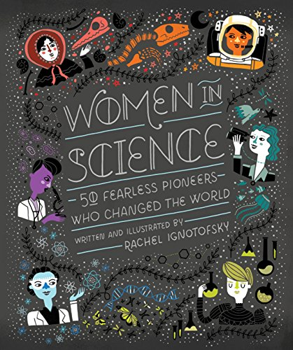 Women in Science Inspirational Book