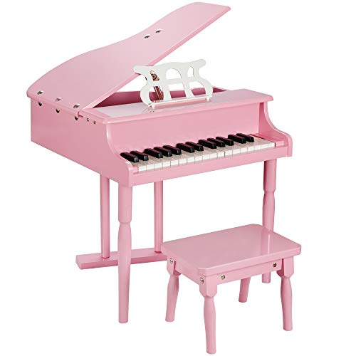 ZENY Wood Toy Grand Kid Piano