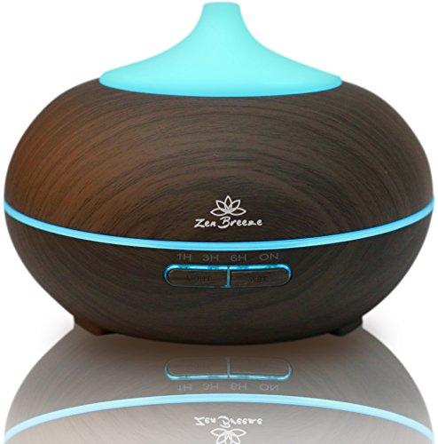 Zen Breeze Essential Oil Diffuser