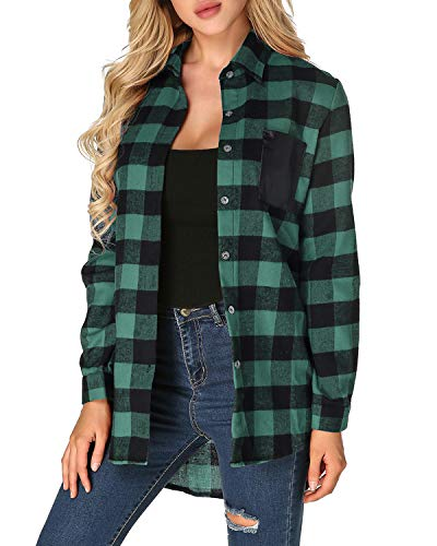 A Practical Flannel Shirt