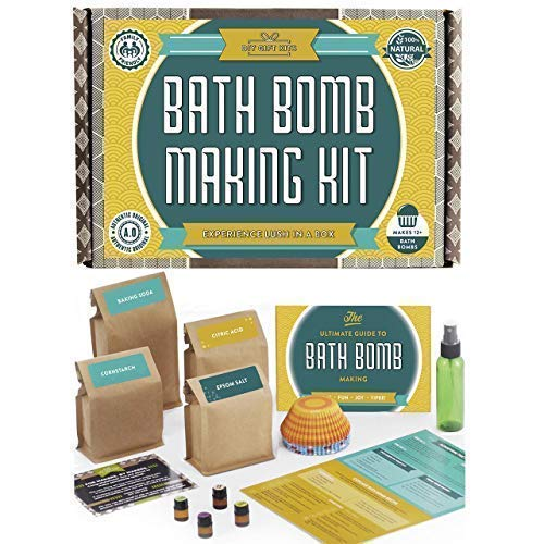 Bath Bomb Making Kit