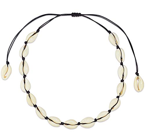Choker Necklace with Shells